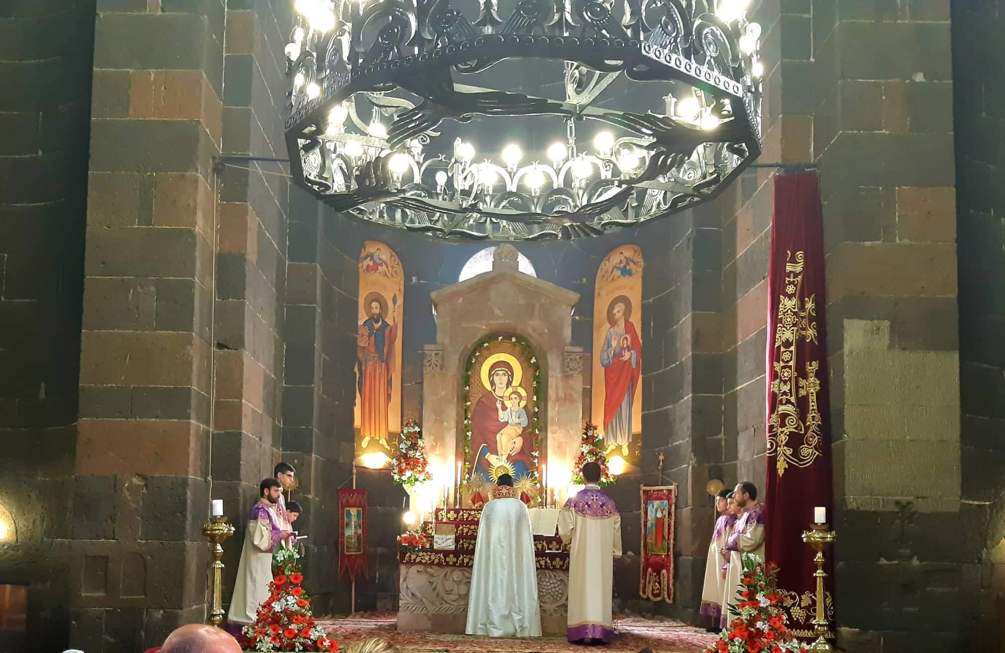 Հռիփսիմե տաճար